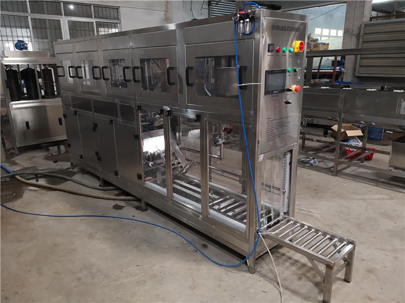 JD WATER-Water Bottling Machine-jndwaters Finished 5gallon Filling Machine