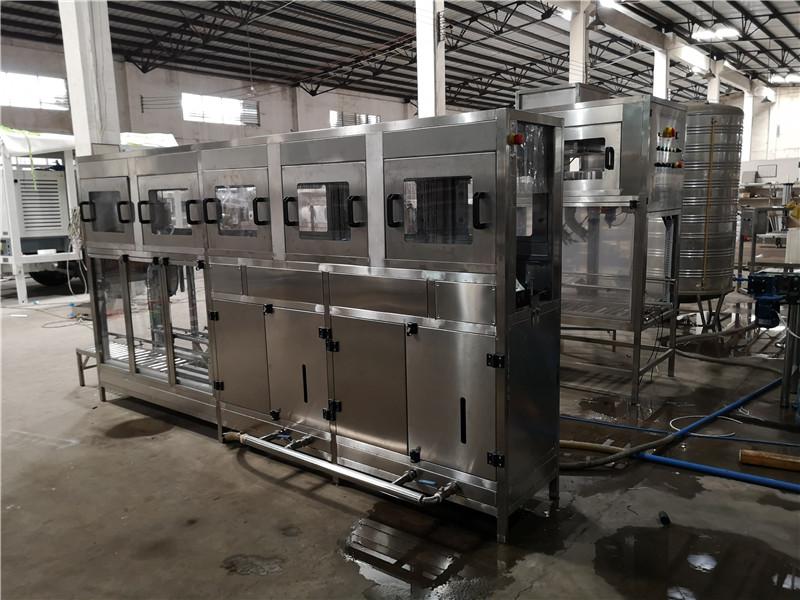 JD WATER-Water Bottling Machine-jndwaters Finished 5gallon Filling Machine-1