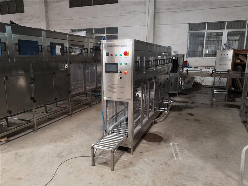 JD WATER-Water Bottling Machine-jndwaters Finished 5gallon Filling Machine-2