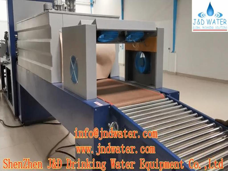 JNDWATER sealing&shrinking packager