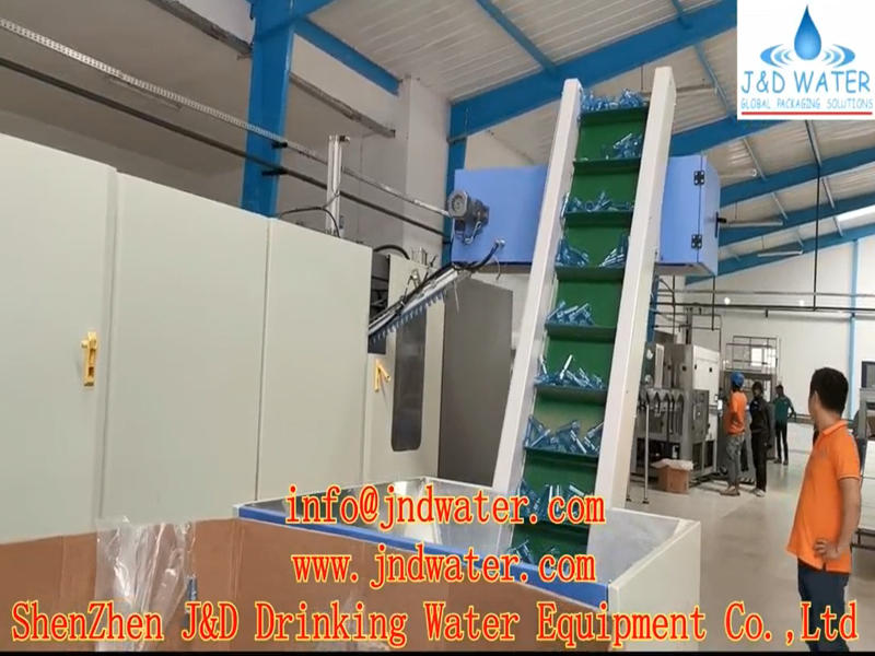JNDWATER 330ML INJECTION MOULDING MACHINE