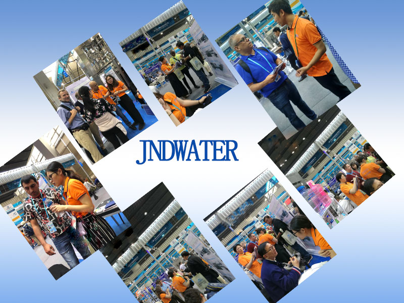 JD WATER-Bottling Line-jndwater Canton Trade Fair 2th Day-2