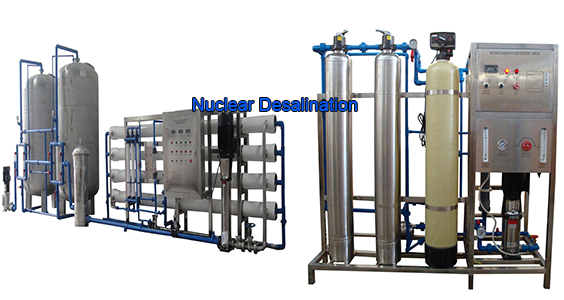 JD WATER-Nuclear Desalination