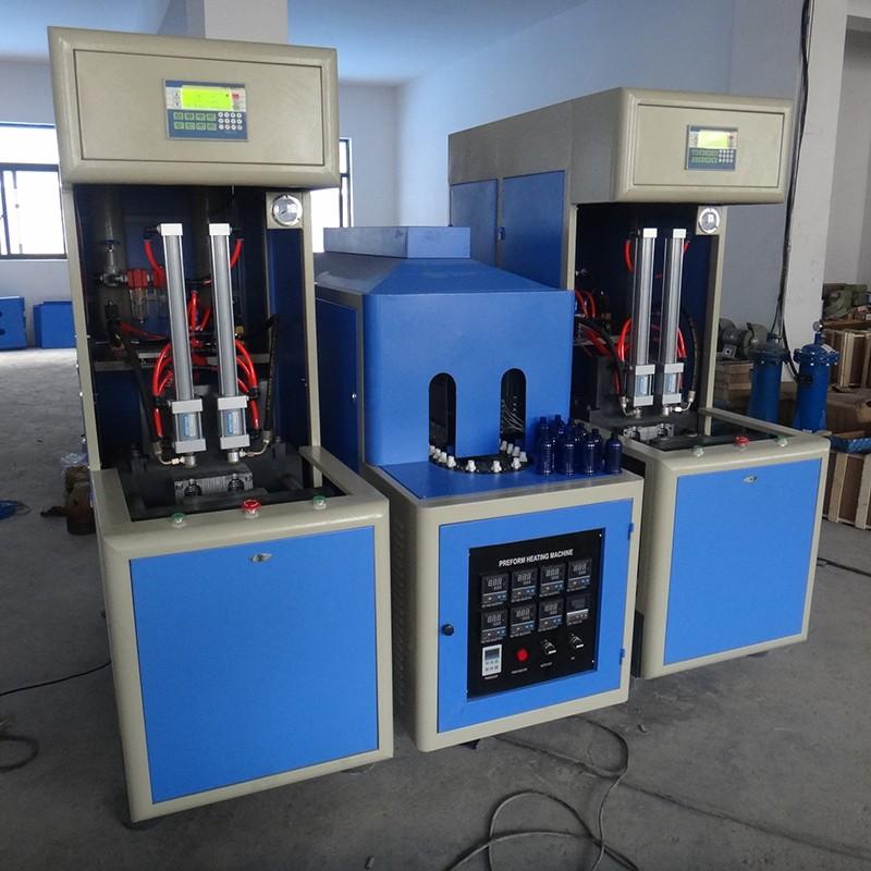 JD WATER-Jnd Water 5 Gallon Plastic Bottle Blow Molding Machine