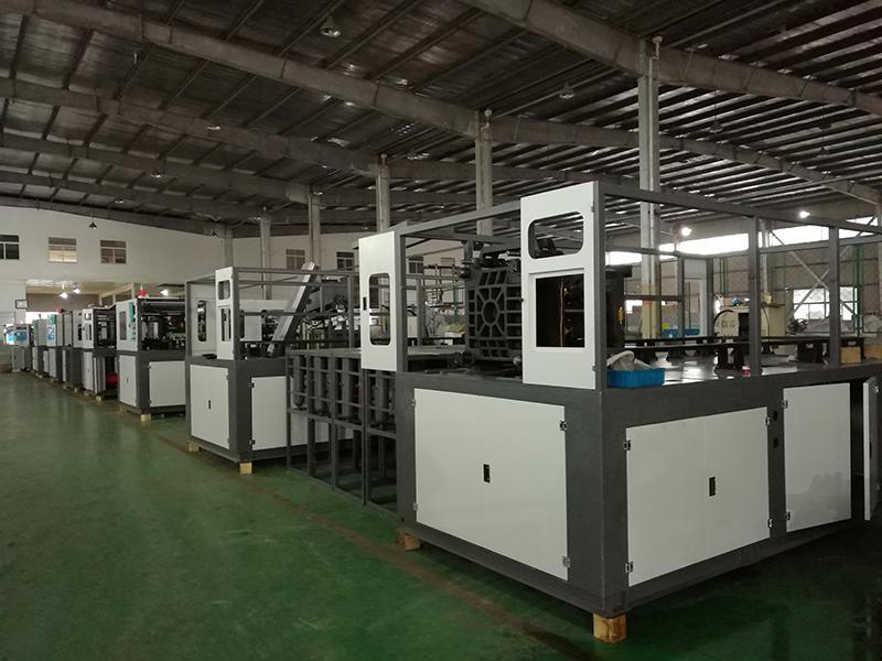 blowing machine workshop
