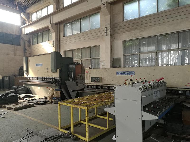 CNC Máquina herramienta