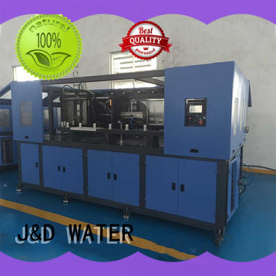 J&D WATER energy saving plastic blow moulding Blowing for blowing machine