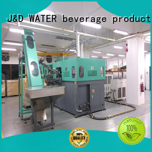 J&D WATER pet bottle machine for sale for container