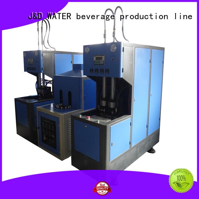 J&D WATER plastic blow moulding Blowing for 3 Gallon Bottle
