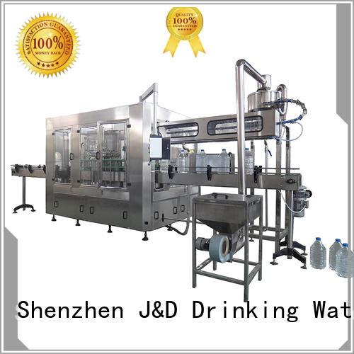 intelligent bottle filling equipment factory for milk