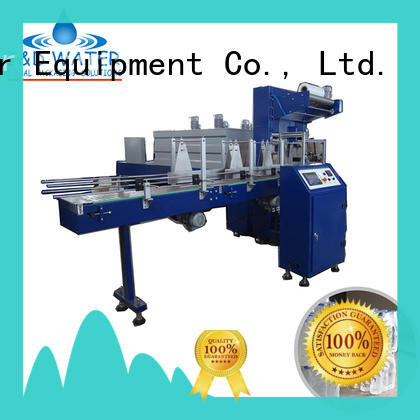 packing film packing machine easy to operate for beer J&D WATER