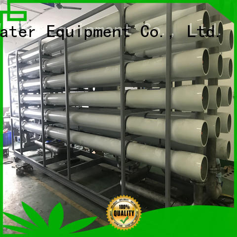 water desalination plant machine for sea shore cities J&D WATER