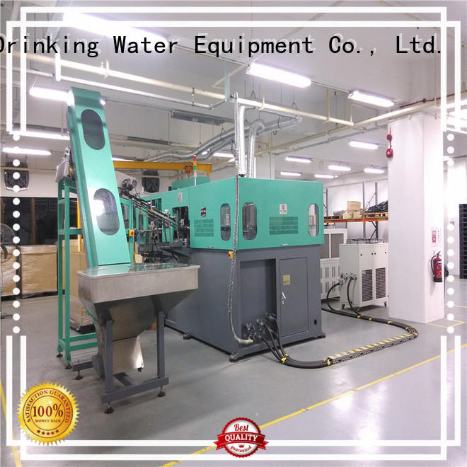 J&D WATER water bottle making machine stable for cosmetic