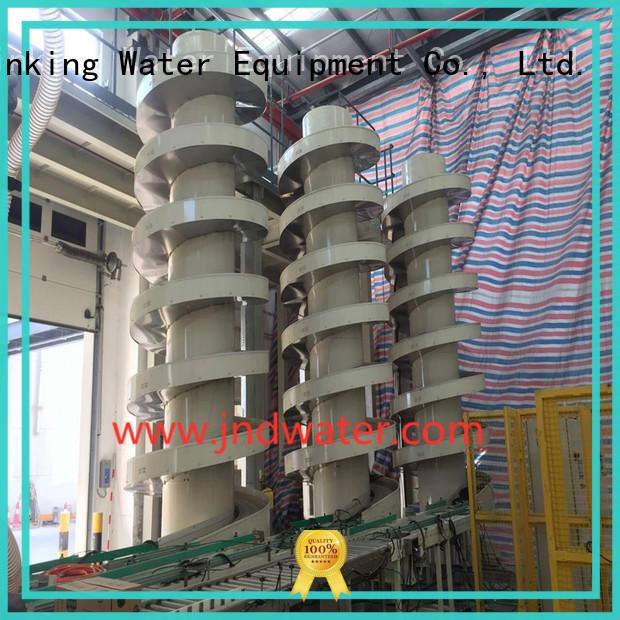 водный роликовый транспортер гравитационный транспортер J & D WATER