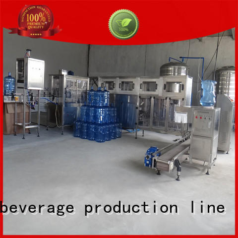 J&D WATER 3 in 1 filling machine engineering for soy