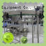 J&D WATER Customized air conveyor stainless steel beverage,