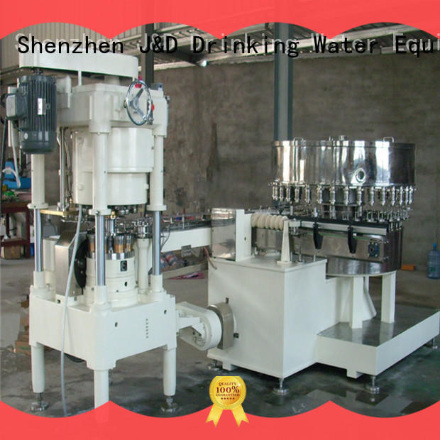adjusted canning machine complete function for oil