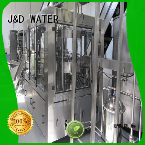 easy operation bottle washing filling capping machine stainless steel for PET