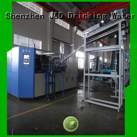easy operation plastic bottle machinestandard for package