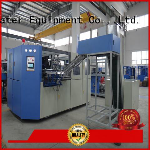 easy operation pet blow moulding machine for salefor PET plastic