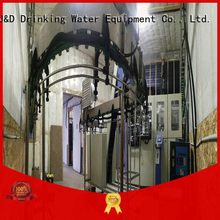 bottle air J&D WATER Brand air conveyors