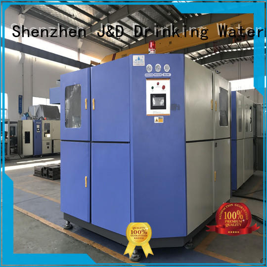 J&D WATER Automatic pet blowing machine price stable for mineral water