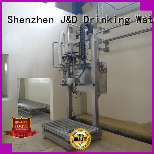 larger capacity bag filling machine good quality for hot infusion