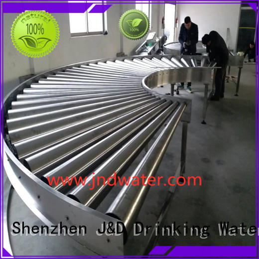 water conveyorjd J&D WATER Brand gravity conveyor