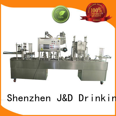 easy operation cup filling machine good quality for container