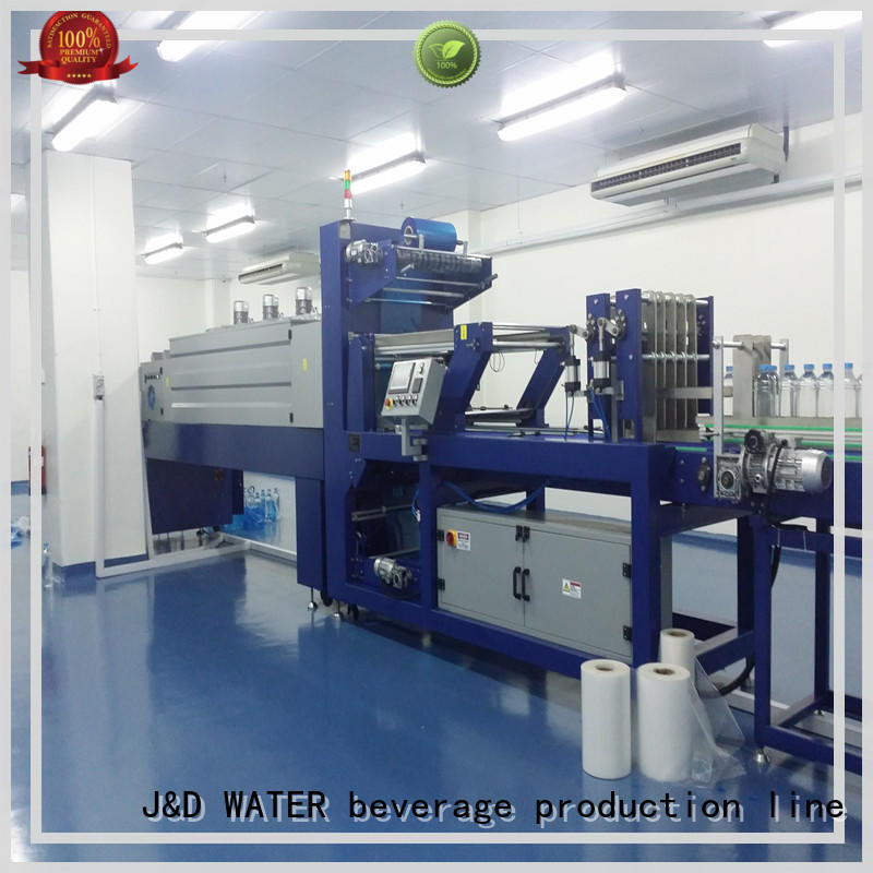 pouch wrapping machine for bottle, easy to operate for beer