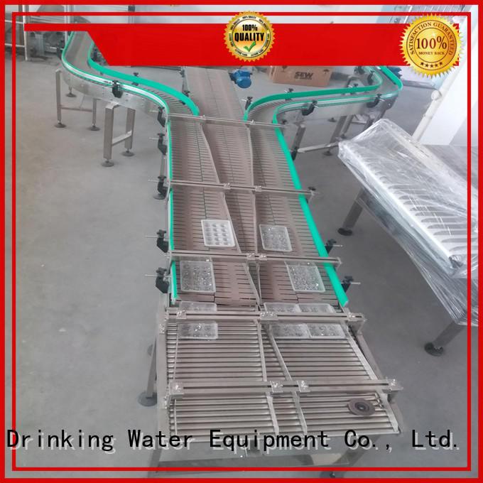 Wholesale steel chain conveyor J&D WATER Brand