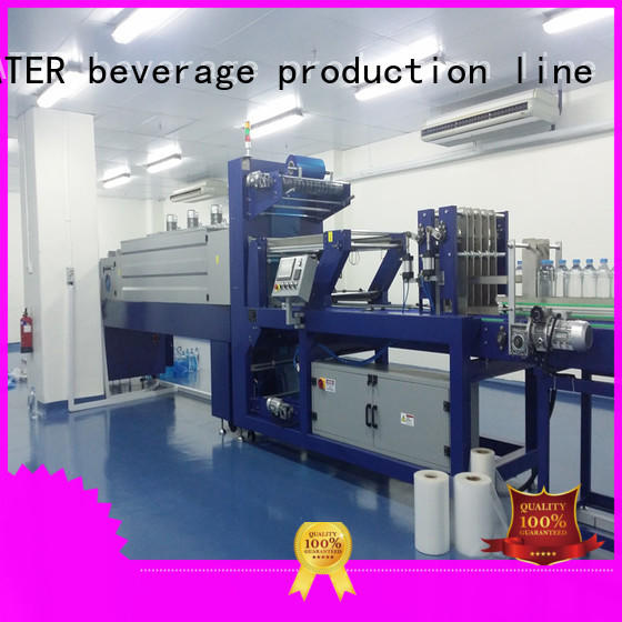 convenient plastic wrapping machine stable performance for medicine