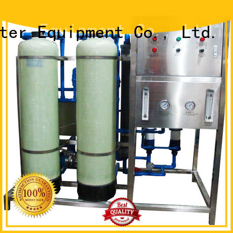 J&D WATER energy saving water purifier machine for plant filter chrome plating