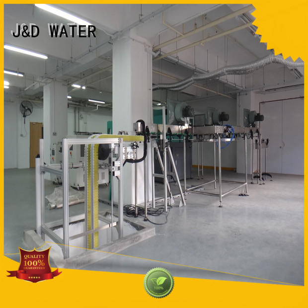 J&D WATER quick bottle conveyor manufacturer for beverage,