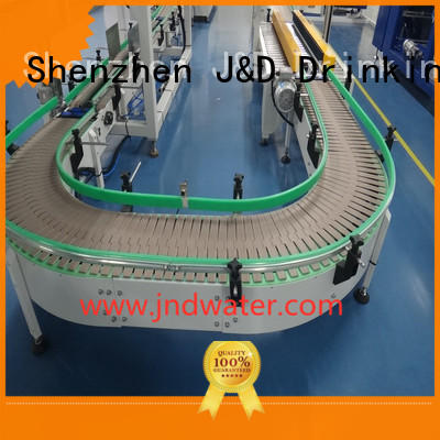 Hot steel chain conveyor material chain J&D WATER Brand