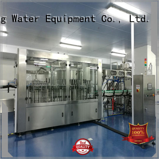 larger capacity water bottling equipment engineering for pure water