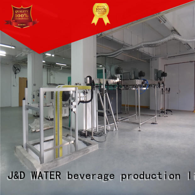 J&D WATER conveniently air conveyors stainless steel for beverage,