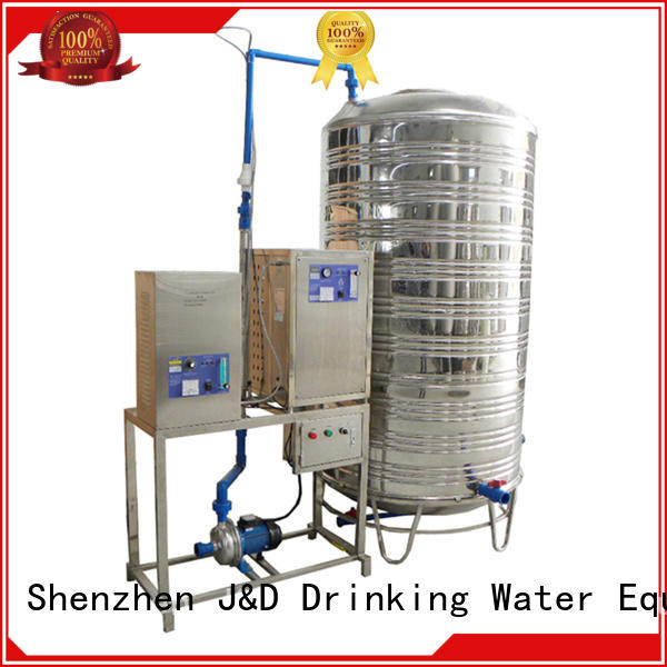 distilled water machine price machine water J&D WATER Brand distilled water machine