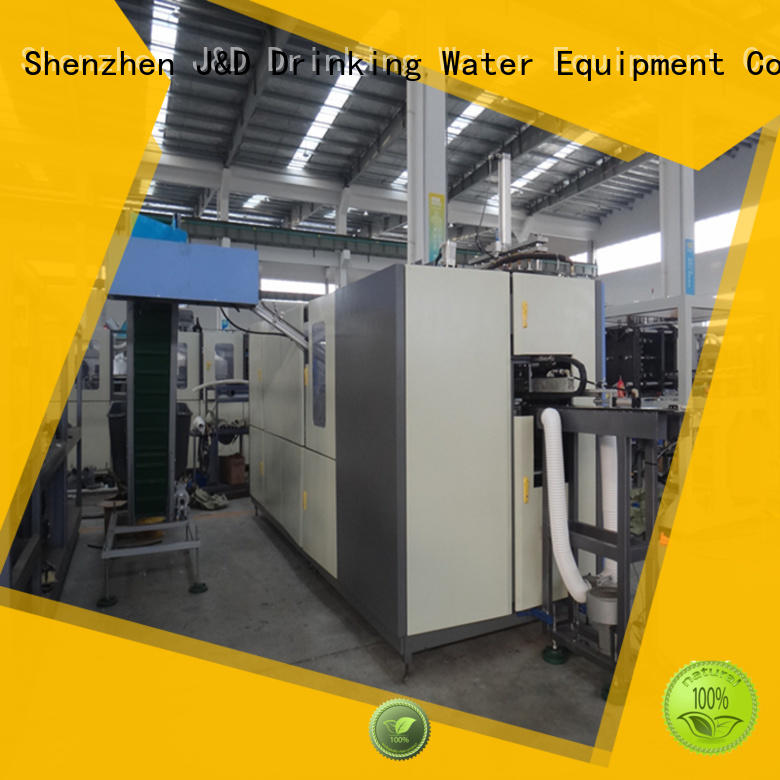 J&D WATER Automatic pet blowing machine stable for cosmetic