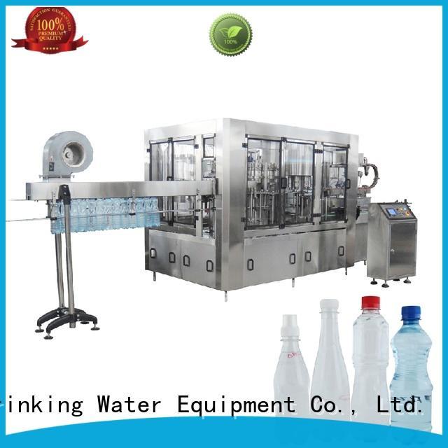 J & D WATER Фирменная автоматическая разливочная машина для напитков