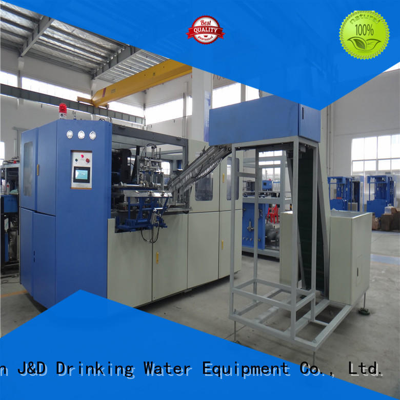 PET pet blowing machine standard package for mineral water, beverage