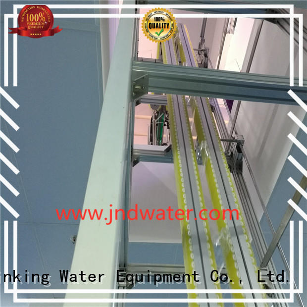 J&D WATER Brand material chain stainless chain conveyor