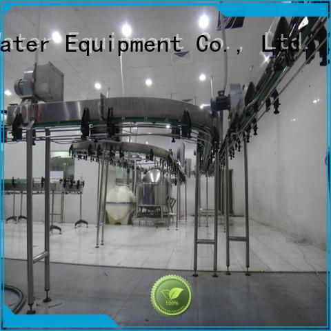 air conveyor systems line J&D WATER Brand air conveyors