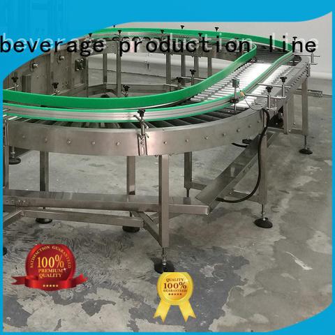 J&D WATER energy saving metal conveyor belts high efficiency for water