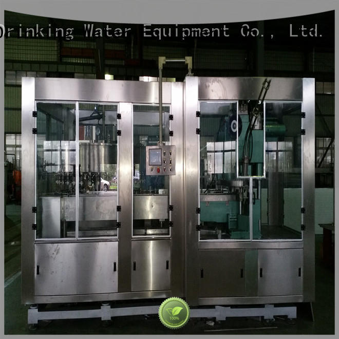 Wholesale machine tin can sealing machine can J&D WATER Brand
