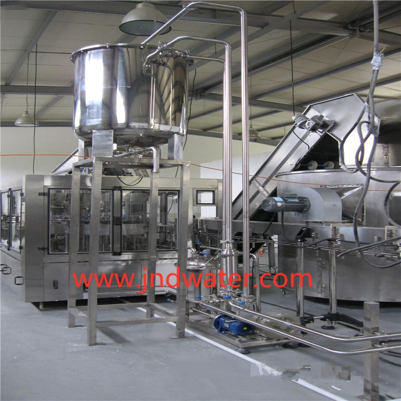 JD WATER-Water Bottling Equipment | Automatic Hot Drink Washingfillingcapping-2