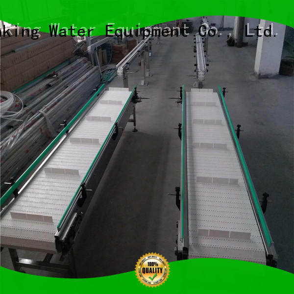 J&D WATER high quality chain conveyor conveyor for beverage,