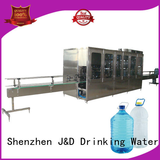 J&D WATER high quality injection stretch blow molding machine Blowing for blowing machine