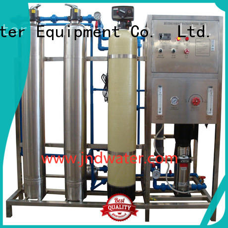 reverse water treatment osmosis ro machine J&D WATER