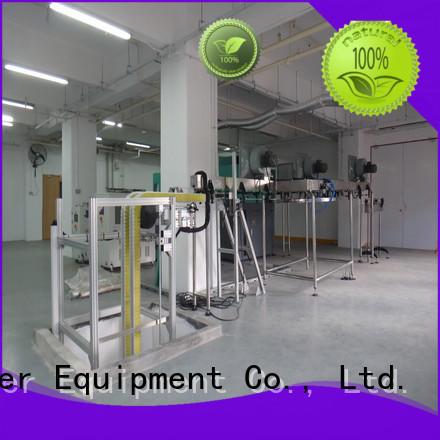 filling air conveyors conveyor for water J&D WATER